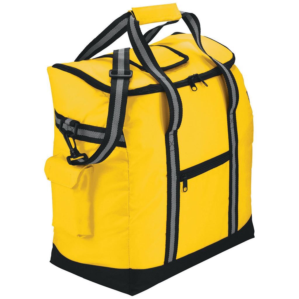 Bullet Yellow Beach Side Deluxe 36-Can Event Cooler