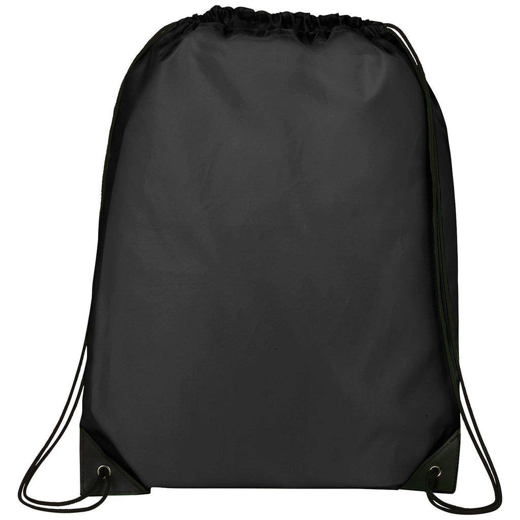 Bullet Black Catch All Drawstring Bag