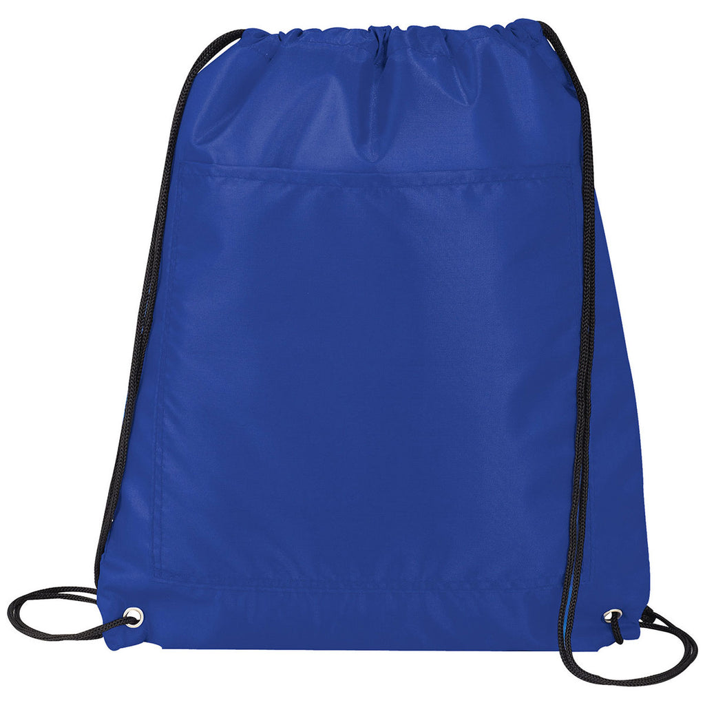 Bullet Royal Blue Amphitheater Insulated 12-Can Event Cool Drawstring