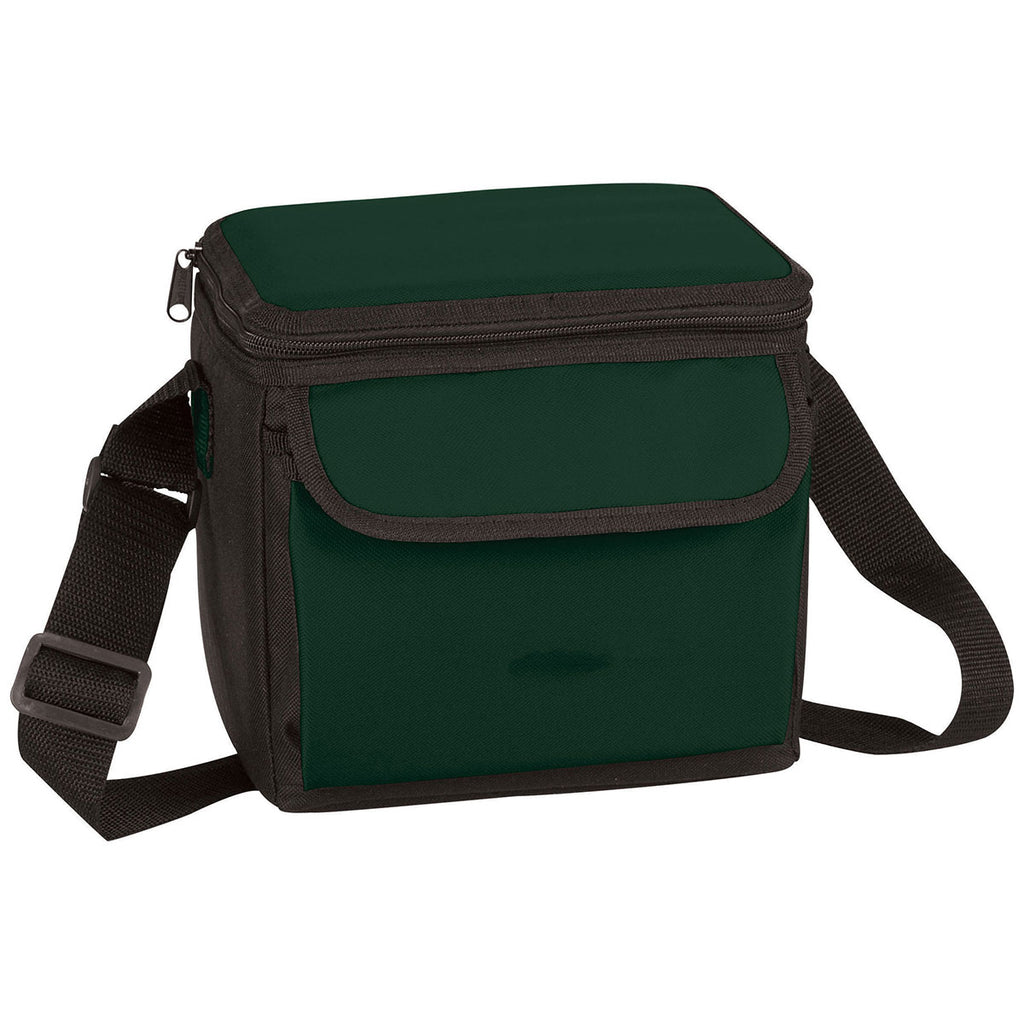 Bullet Hunter Green 6-Can Lunch Cooler