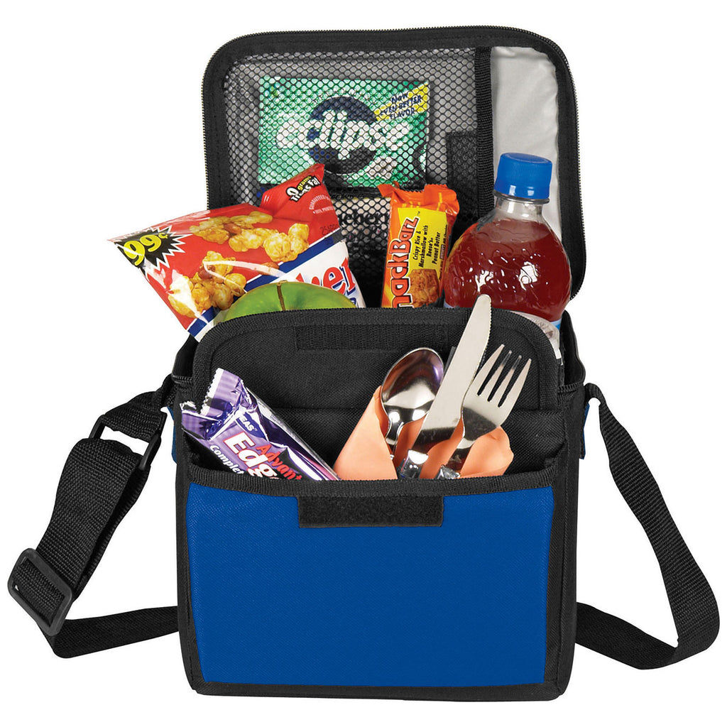 Bullet Royal Blue 6-Can Lunch Cooler