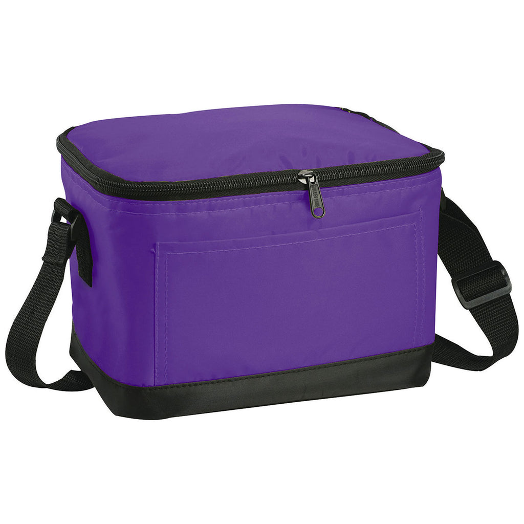 Bullet Purple Classic 6-Can Lunch Cooler