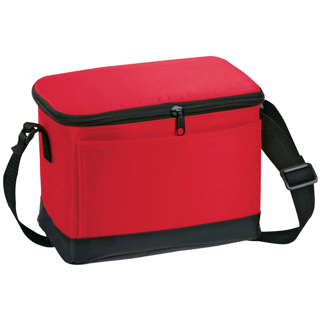 Bullet Red Classic 6-Can Lunch Cooler