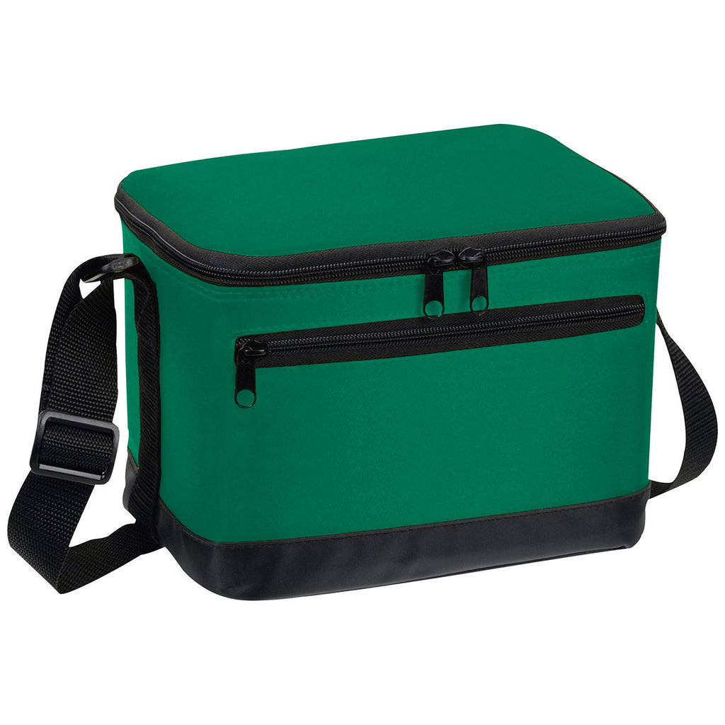 Bullet Green Deluxe 6-Can Lunch Cooler