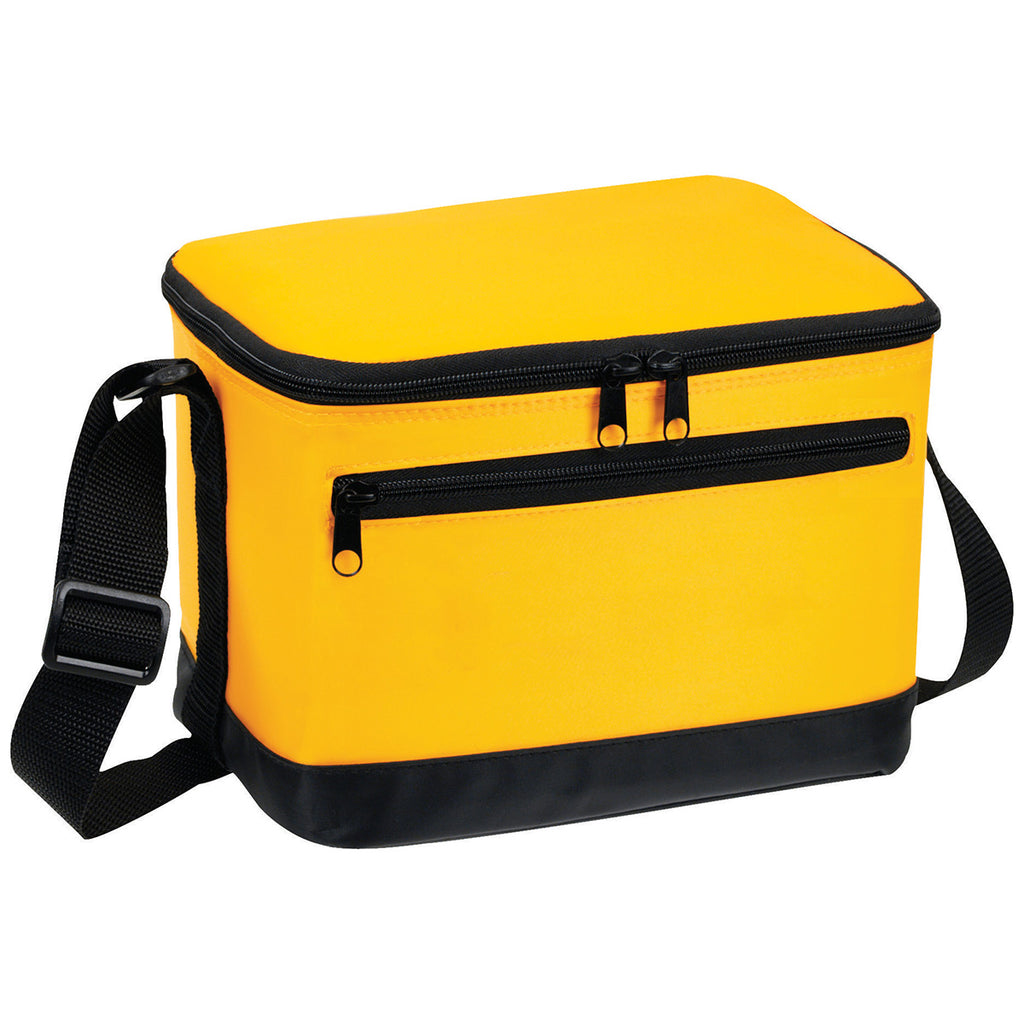 Bullet Yellow Deluxe 6-Can Lunch Cooler
