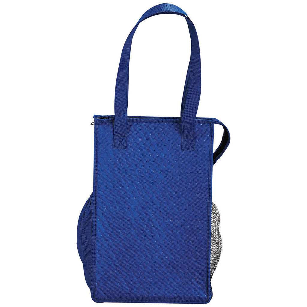 Bullet Royal Blue Big Time 14-Can Non-Woven Lunch Cooler