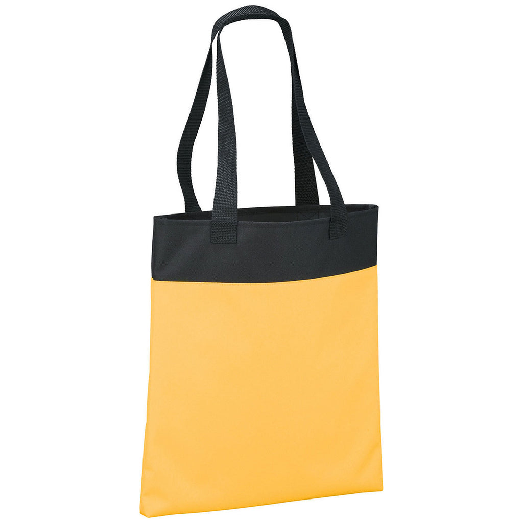 Bullet Yellow Deluxe Convention Tote