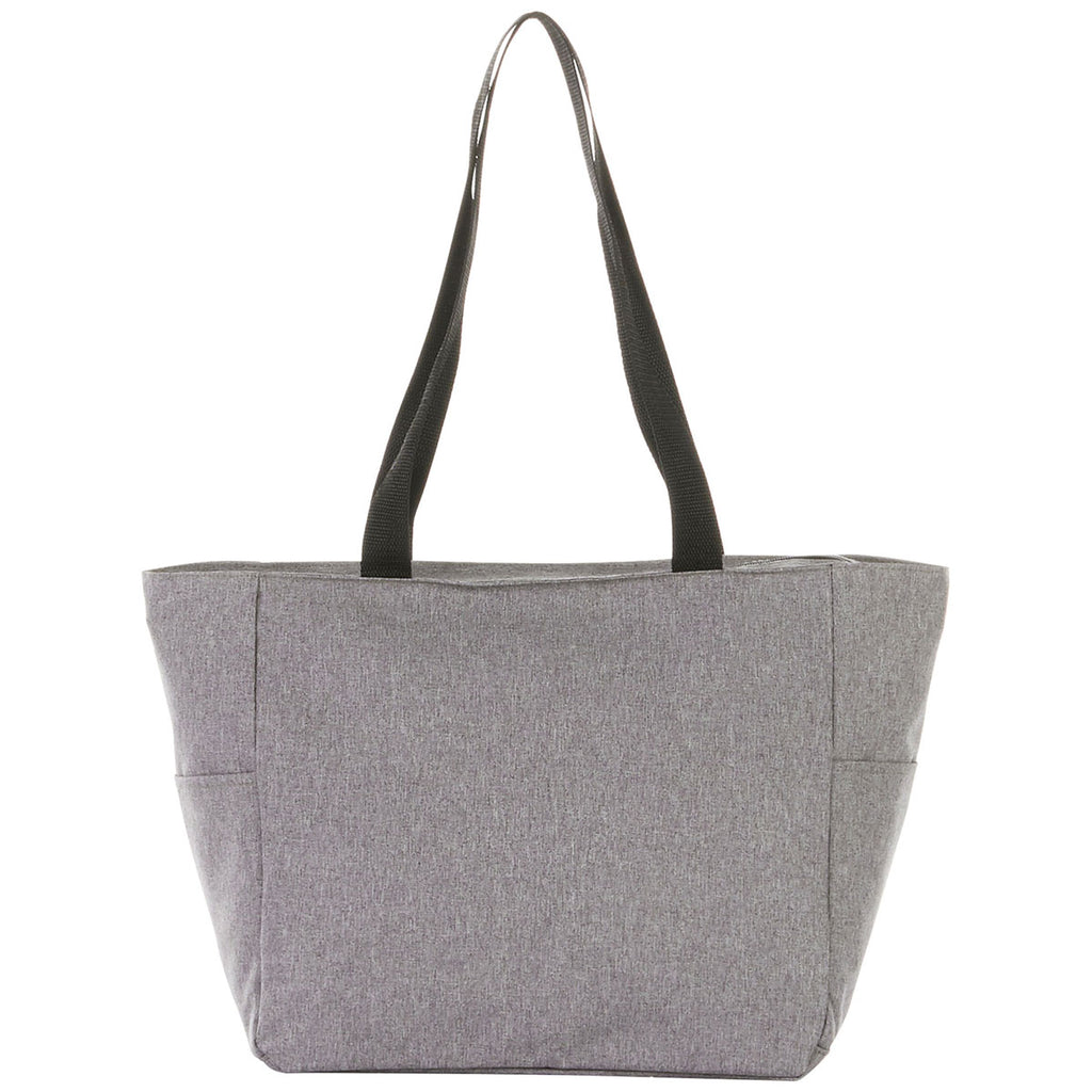 Bullet Graphite Essential Zip Convention Tote