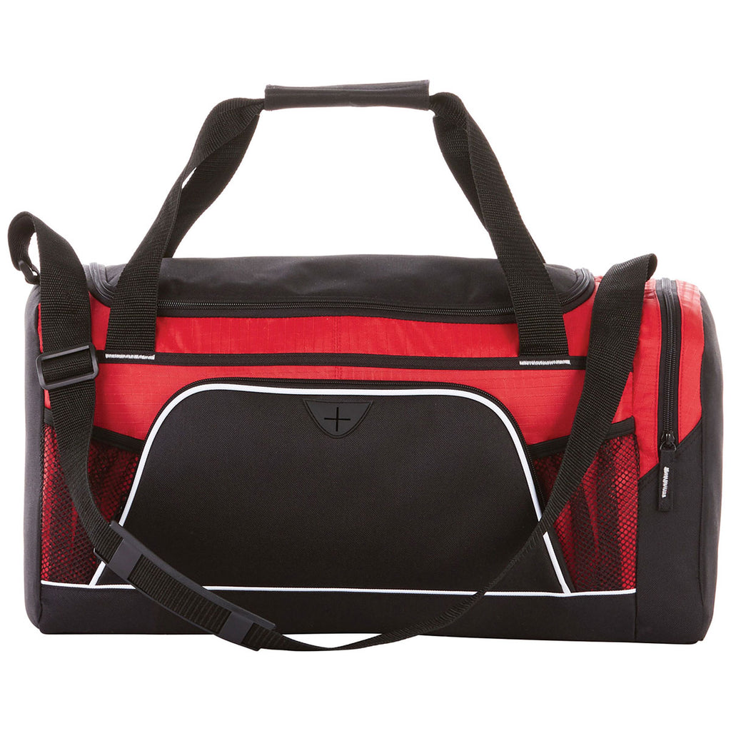 "Bullet Red Coastal 22"" Duffel Bag"