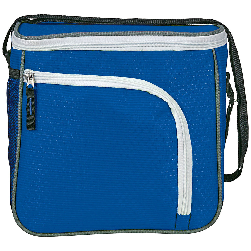Bullet Royal Blue Curve 12 Can Lunch Cooler