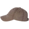Sportsman Brown Pigment Dyed Cap