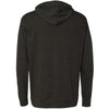 Independent Trading Co. Unisex Charcoal Heather Lightweight Hooded Pullover T-Shirt
