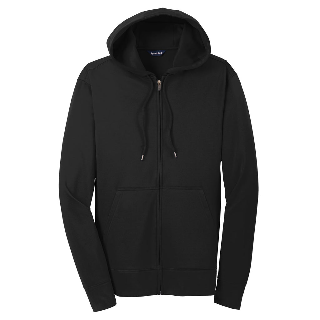 Sport Tek Men S Black Sport Wick Fleece Full Zip Hooded Jacket For gym hoodies that you'll never want to take off, gymshark have got you covered. sport tek men s black sport wick fleece full zip hooded jacket