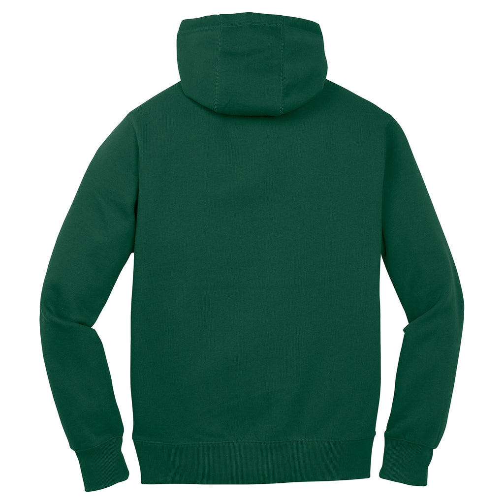 e71663f8d85 Sport-Tek Men s Forest Green Pullover Hooded Sweatshirt