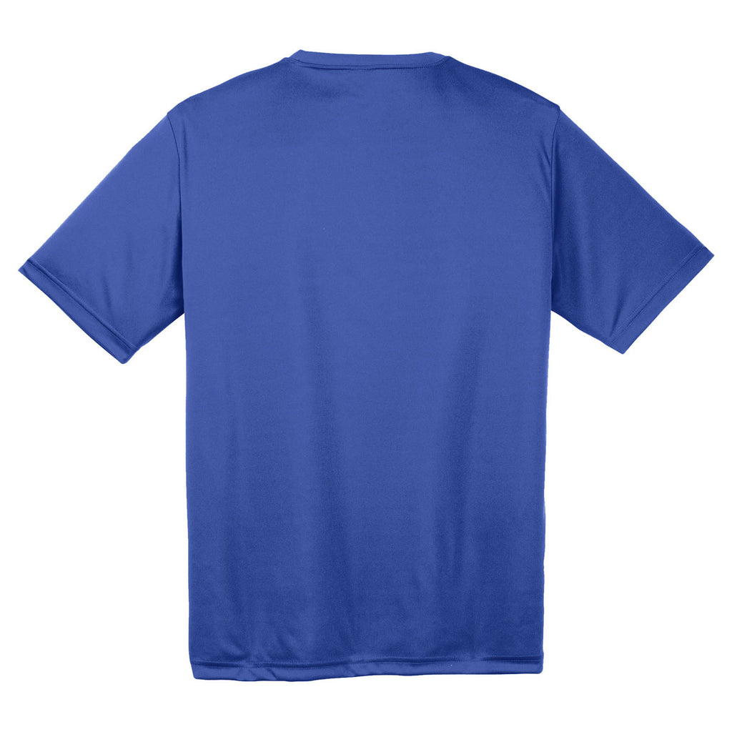 Sport-Tek Men's True Royal PosiCharge Competitor Tee