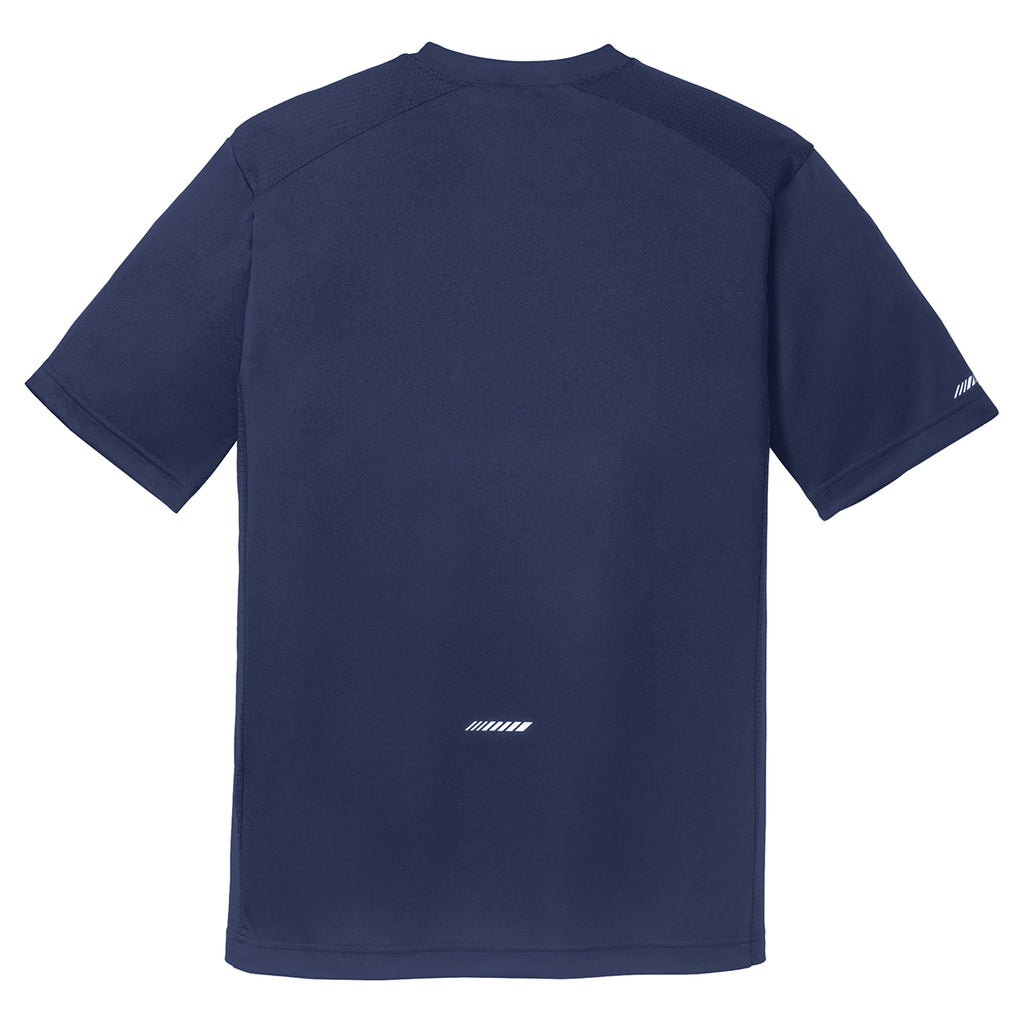 Sport-Tek Men's True Navy PosiCharge Elevate Tee