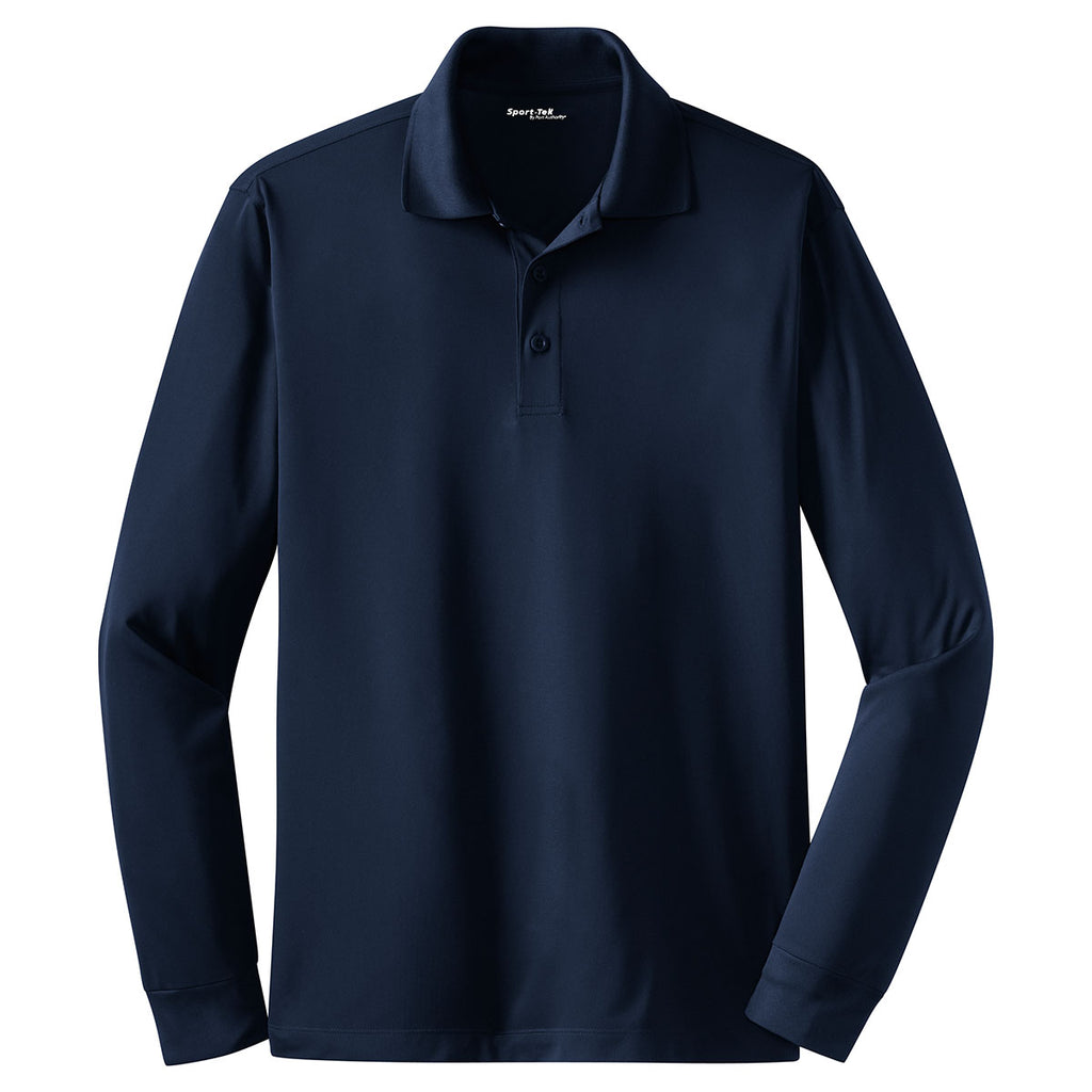 Sport Tek Men S True Navy Long Sleeve Micropique Sport Wick Polo Venezuela video highlights are collected in the media tab for the most popular matches as soon as video appear on video hosting sites you can watch colombia vs. sport tek men s true navy long sleeve micropique sport wick polo