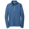 sport-tek-light-blue-textured-pullover