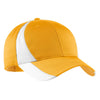 stc11-sport-tek-gold-colorblock-cap