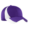 stc11-sport-tek-purple-colorblock-cap