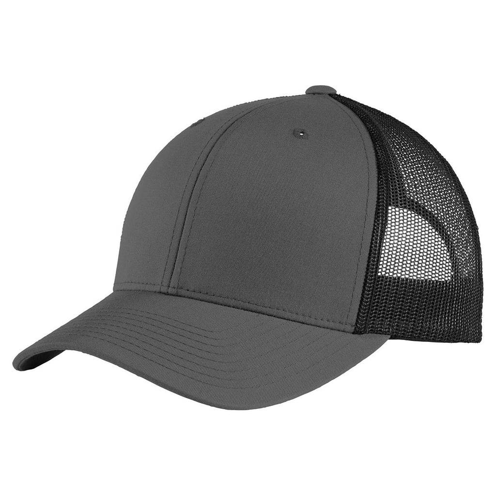 Sport Tek Graphite Grey Black Yupoong Retro Trucker Cap The best place to find a live stream to watch the match between colombia and venezuela. sport tek graphite grey black yupoong retro trucker cap