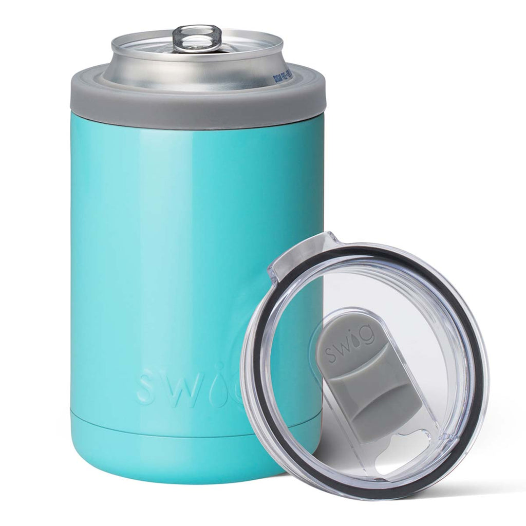 Swig Ocean 12 oz Combo Can Cooler