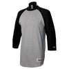 champion-grey-black-tee