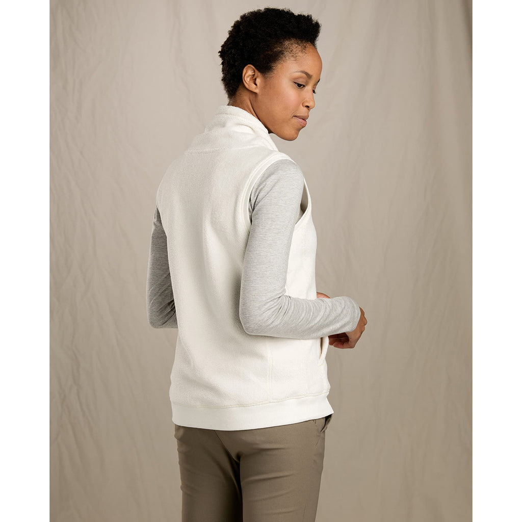 Toad & Co. Women's Egret Cashmoore Vest