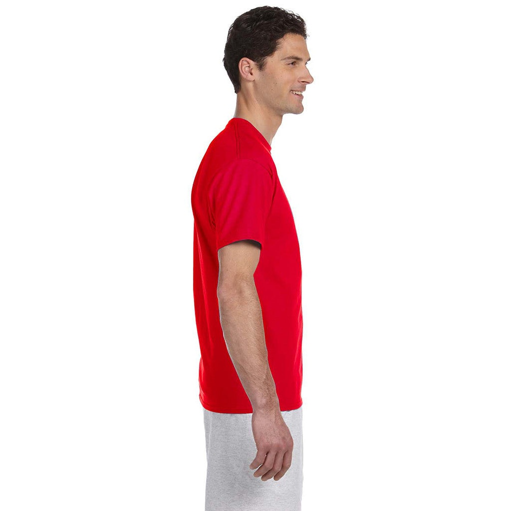 Champion Men's Red S/S T-Shirt