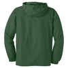Sport-Tek Men's Forest Green Tall Hooded Raglan Jacket
