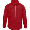 Elevate Men's Team Red Signal Packable Jacket