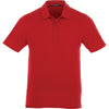 tm16224-elevate-red-polo