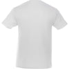 Elevate Men's White Monroe Short Sleeve Pocket Tee