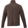 Elevate Men's Chocolate Rixford Polyfleece Jacket