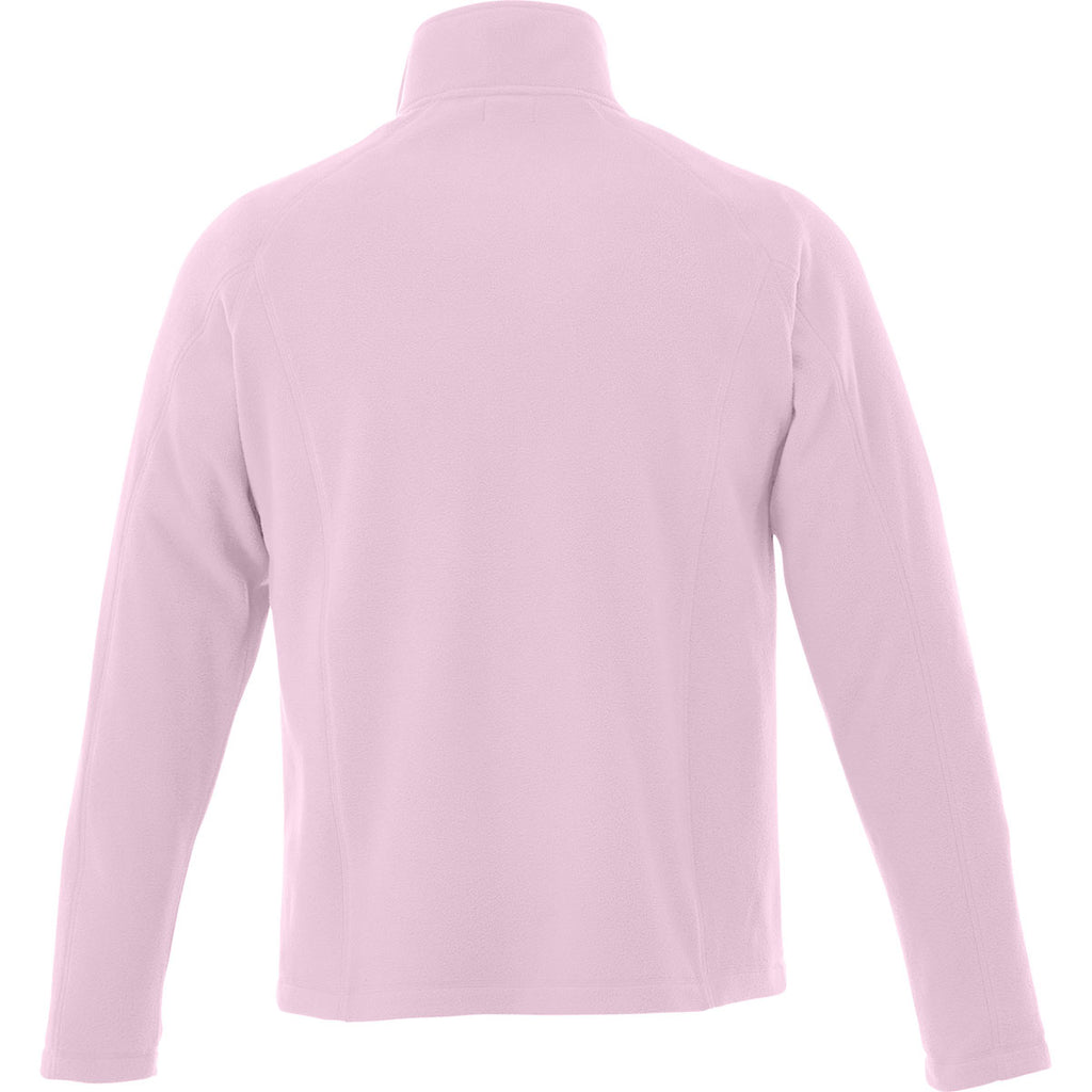 Elevate Women's Pink Zircon Rixford Polyfleece Jacket