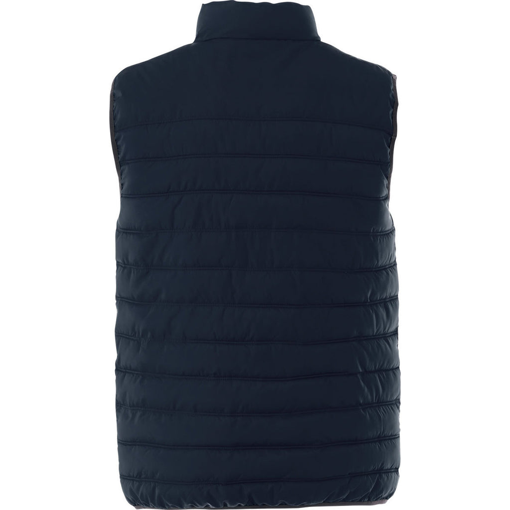 Elevate Men's Navy Mercer Insulated Vest