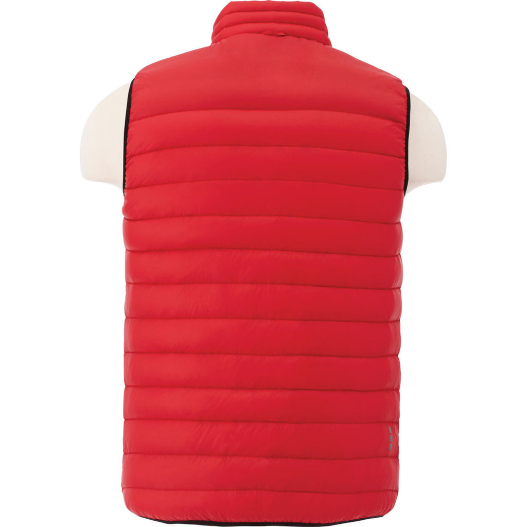 Elevate Men's Team Red Whistler Light Down Vest