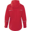 Elevate Women's Team Red Cascade Jacket