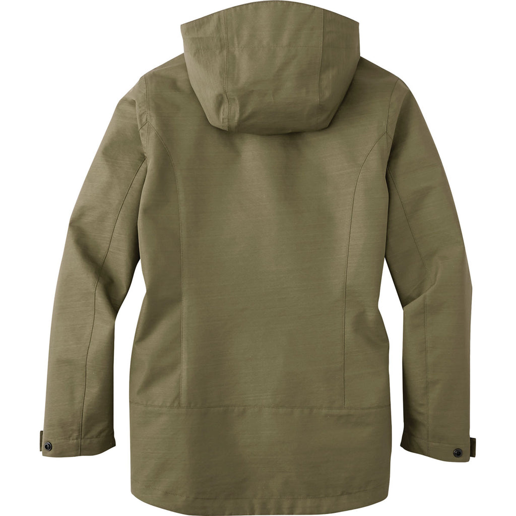 Roots73 Women's Loden Shoreline Softshell Jacket