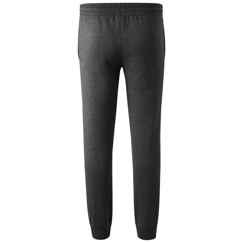 New Balance Men's Black Heather Fleece Jogger