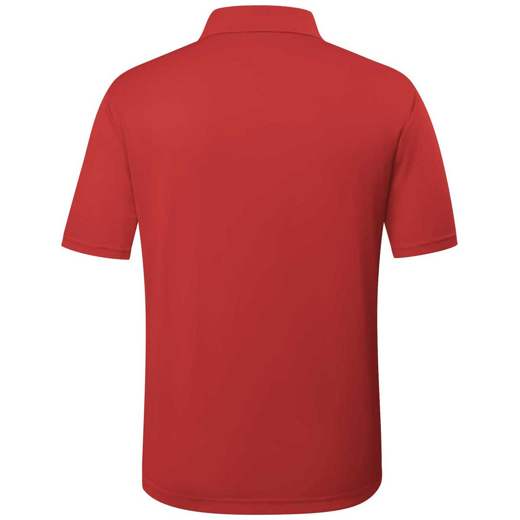 New Balance Men's Team Red Tech Polo