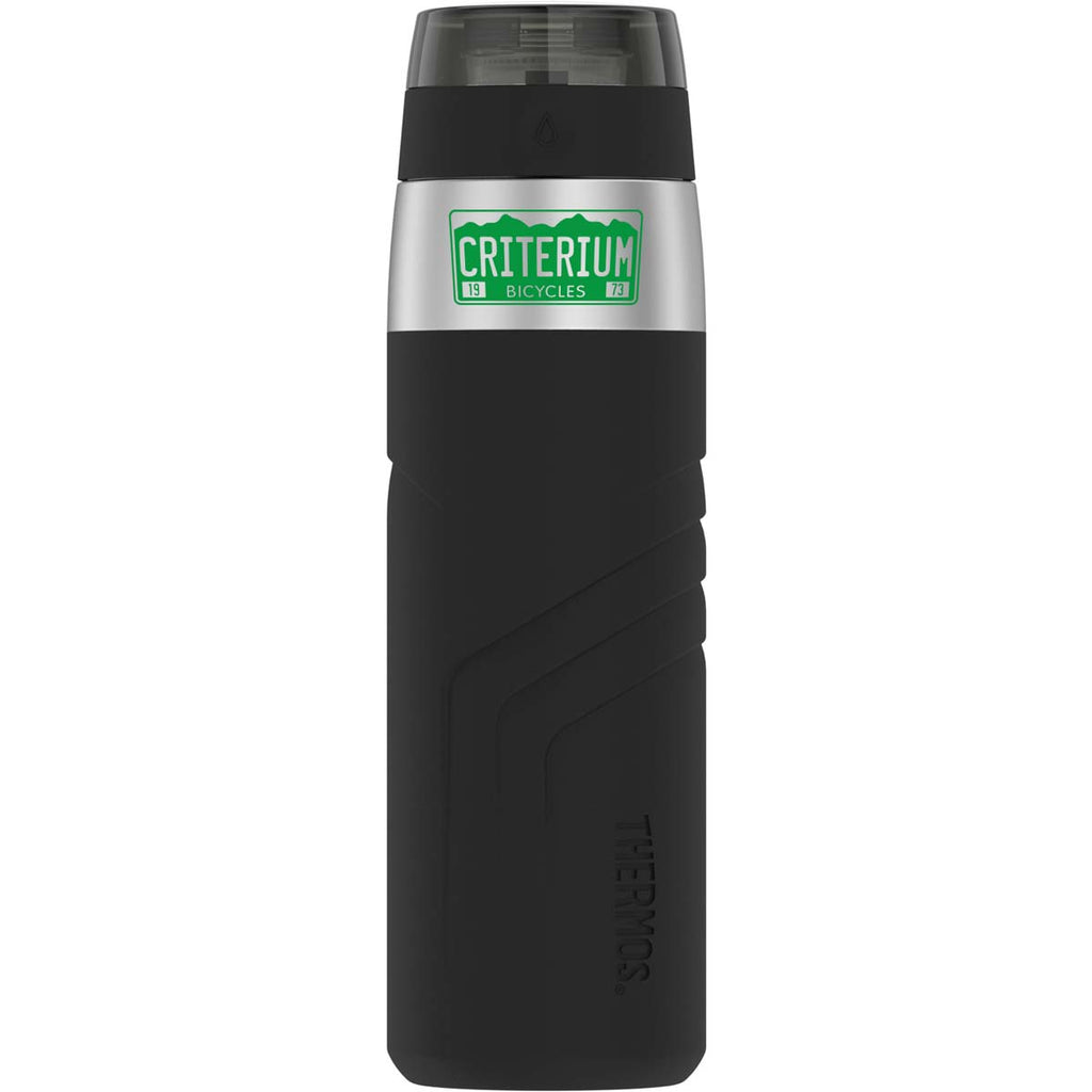 Thermos Black Element5 20 oz Direct Drink Bottle