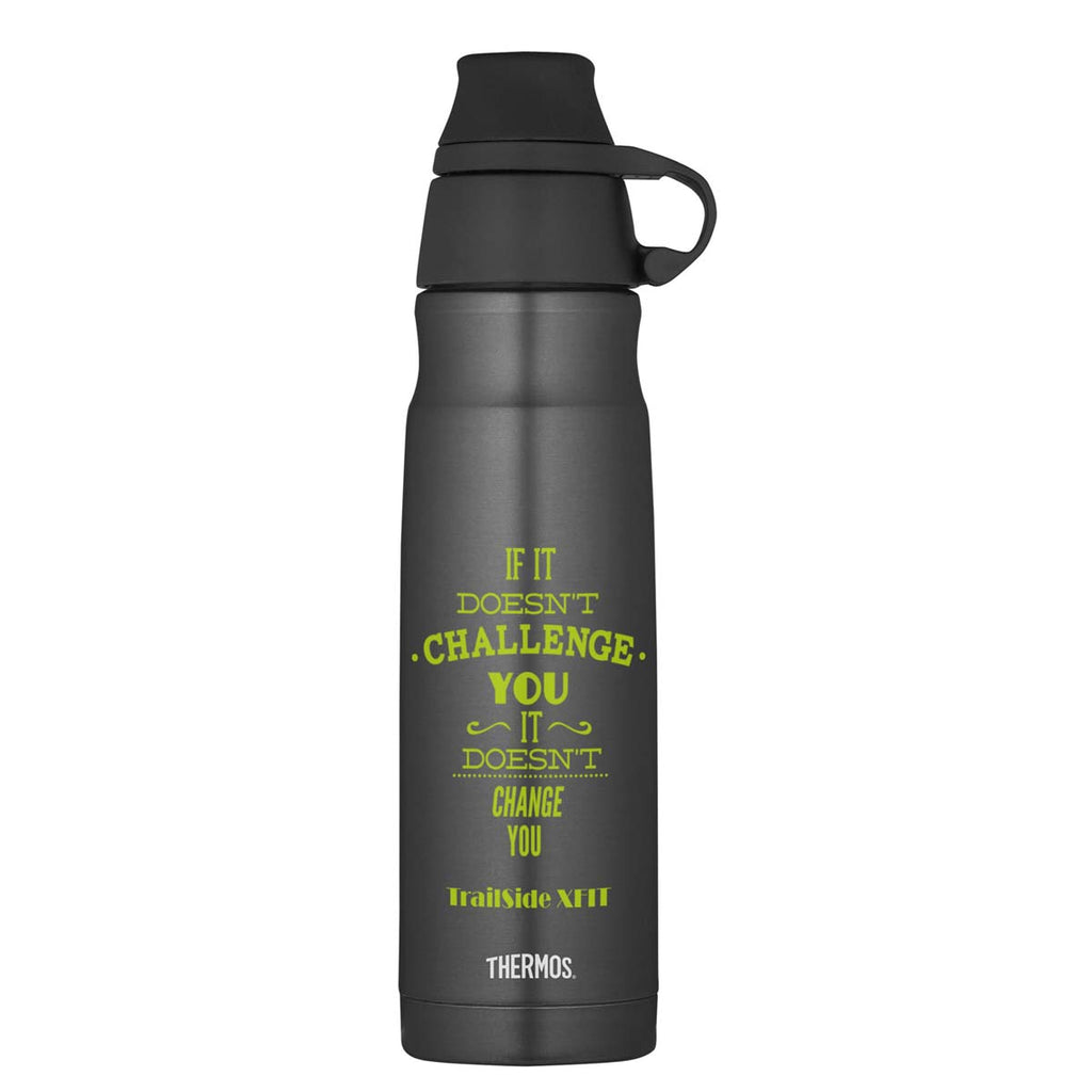 Thermos Smoke 17 oz Carbonated Hydration Bottle