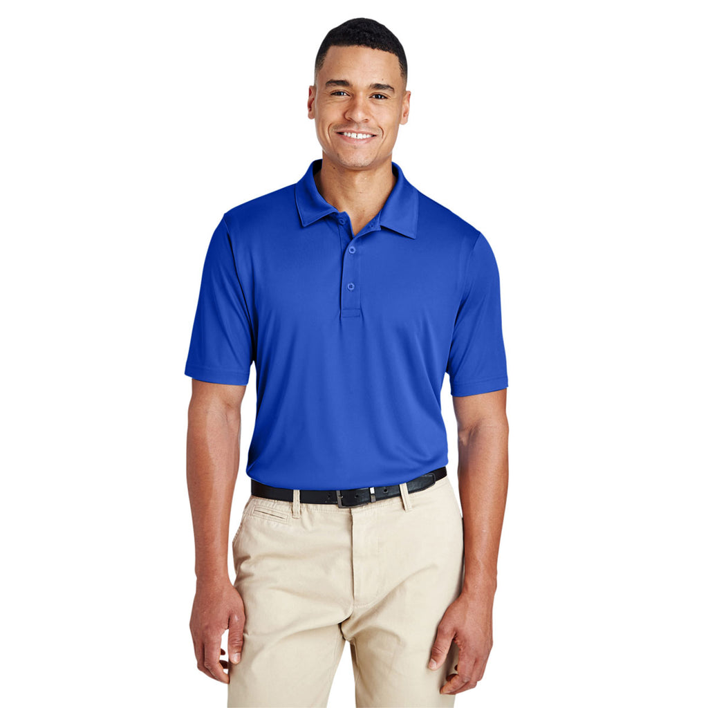 Team 365 Men's Sport Royal Zone Performance Polo