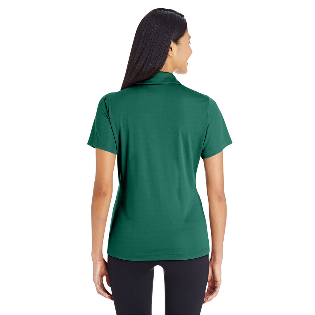 Team 365 Women's Sport Forest Zone Performance Polo