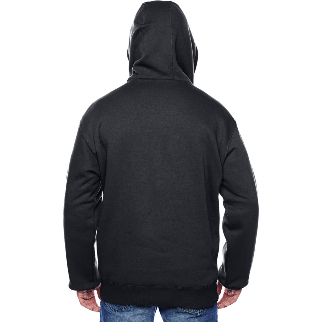 Dickies Men's Black Sherpa Lined Fleece