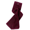 tw50-port-authority-burgundy-golf-towel