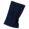 tw51-port-authority-navy-golf-towel