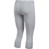 Under Armour Women's True Grey Heather  Freedom Training Capri