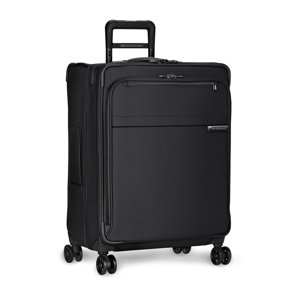Briggs & Riley Black Baseline Medium Expandable Spinner